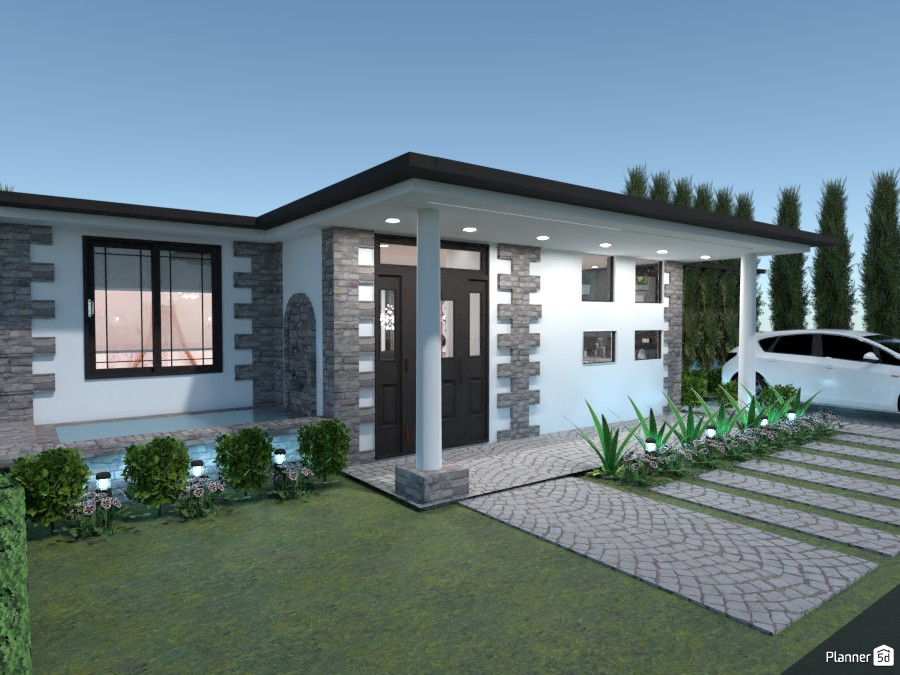 Little Luxury House 3711374 by M SECK image