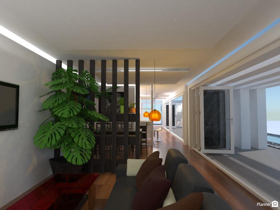 concepto abierto de vivienda en Len house 2900491 by Juanjo Mangas image