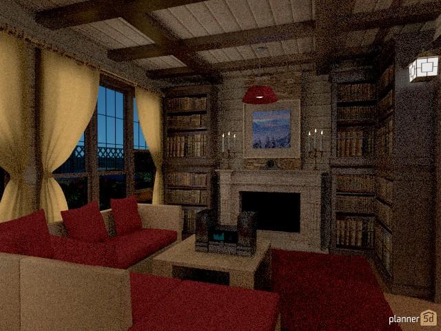 Дом в деревне 57860 by Мария Лосина image