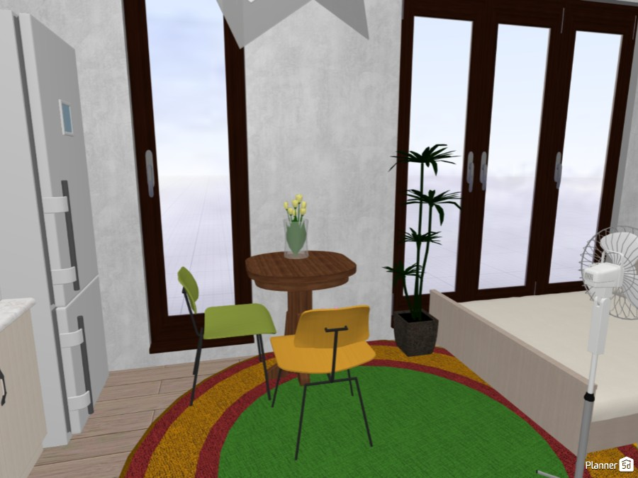 Квартира-студия 75319 by Luchinina.A image