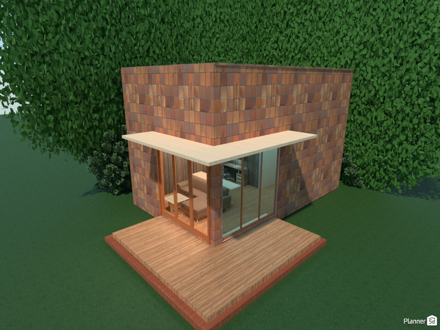 Brown Tiny Home 2491885 by ESK image