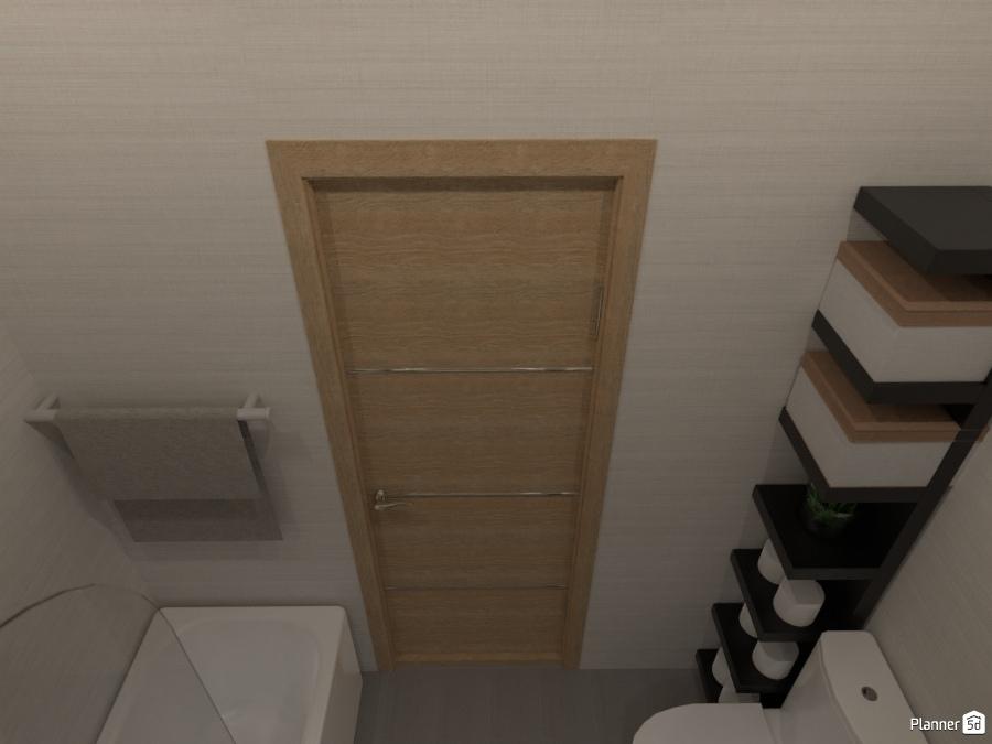 Дизайн ванной комнаты 2340286 by Татьяна Максимова image