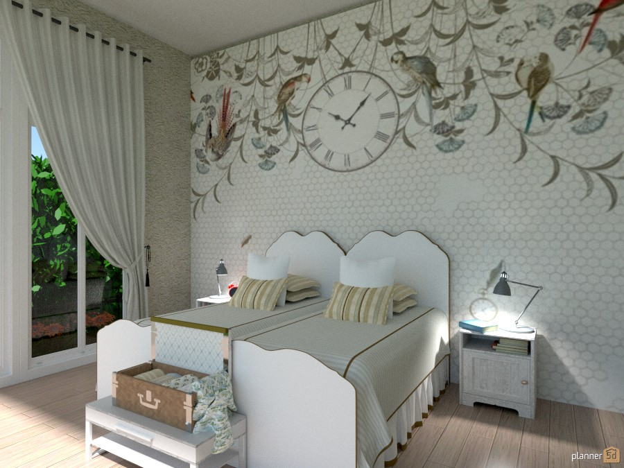 idea - apartment ideas - planner 5d - Arredo Fai Da Te Camera Da Letto