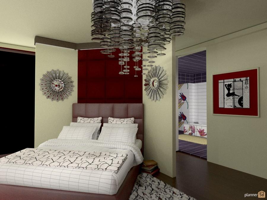Bedroom 1176003 by Svetlana Baitchourina image