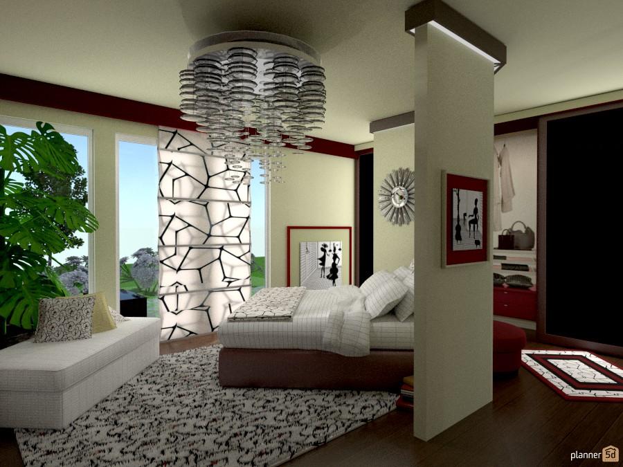 Bedroom. 1176015 by Svetlana Baitchourina image