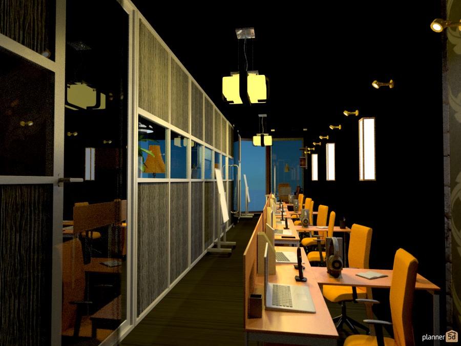Sales Office Cubicals 1032533 by Ala Alkurdi image