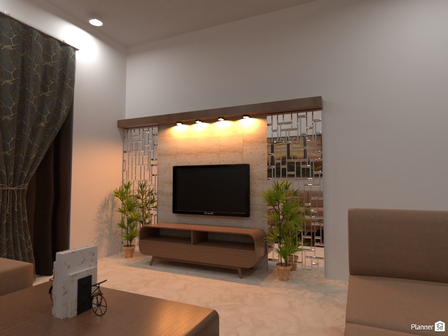 Living Roo TV stand 4025554 by Shriya image