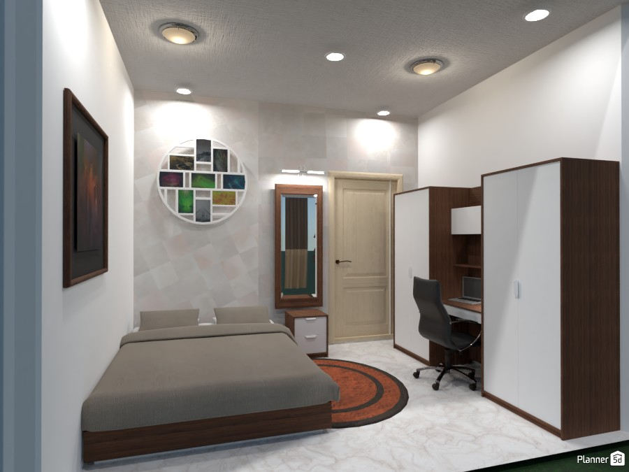 Small Bedroom Design 4025717 by Shriya image
