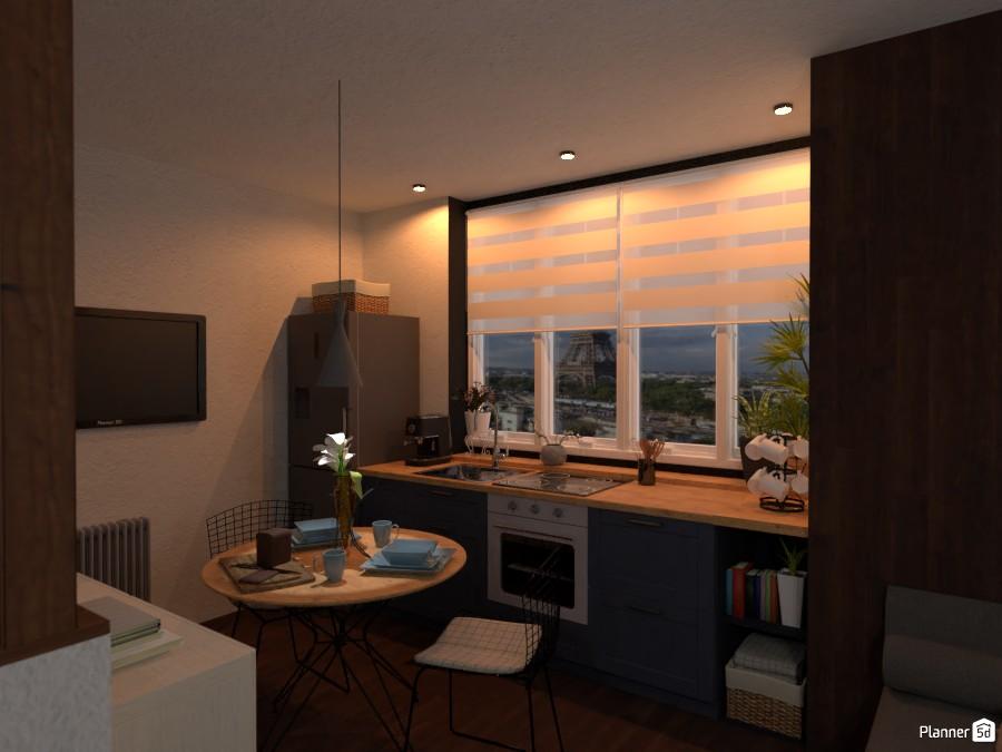 Mini Apartment / Kitchen 3685459 by Lucija Marko image