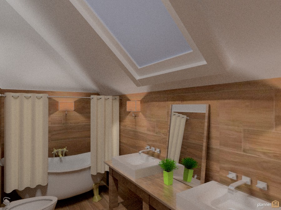 Casa svedese ( bagno) 1120876 by Svetlana Baitchourina image