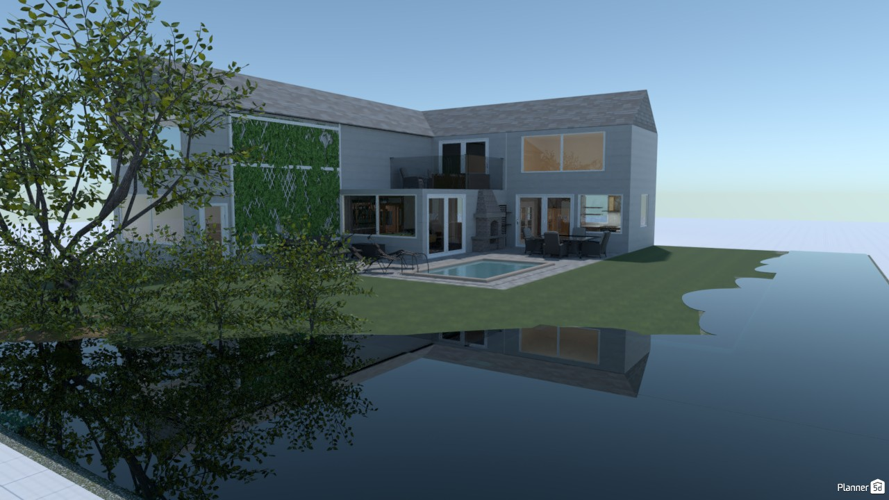 Lake House 4260465 by User 7227050 image