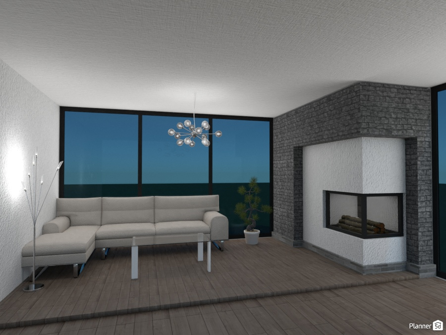 Fireplace ~ 001 2639551 by Manu Deronne image