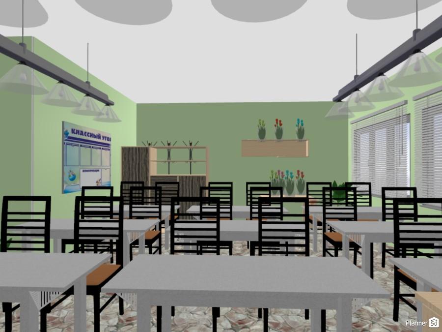 My classroom 5-a 73800 by Rita_Andruishenko image
