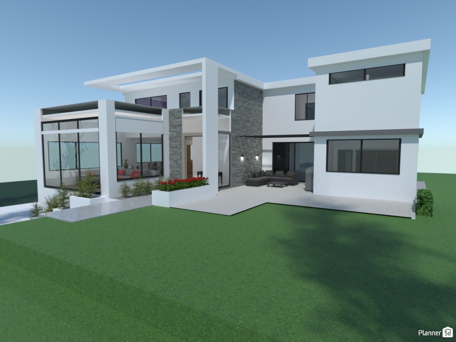 Modern House 2 3884975 by Thomas Klatte image