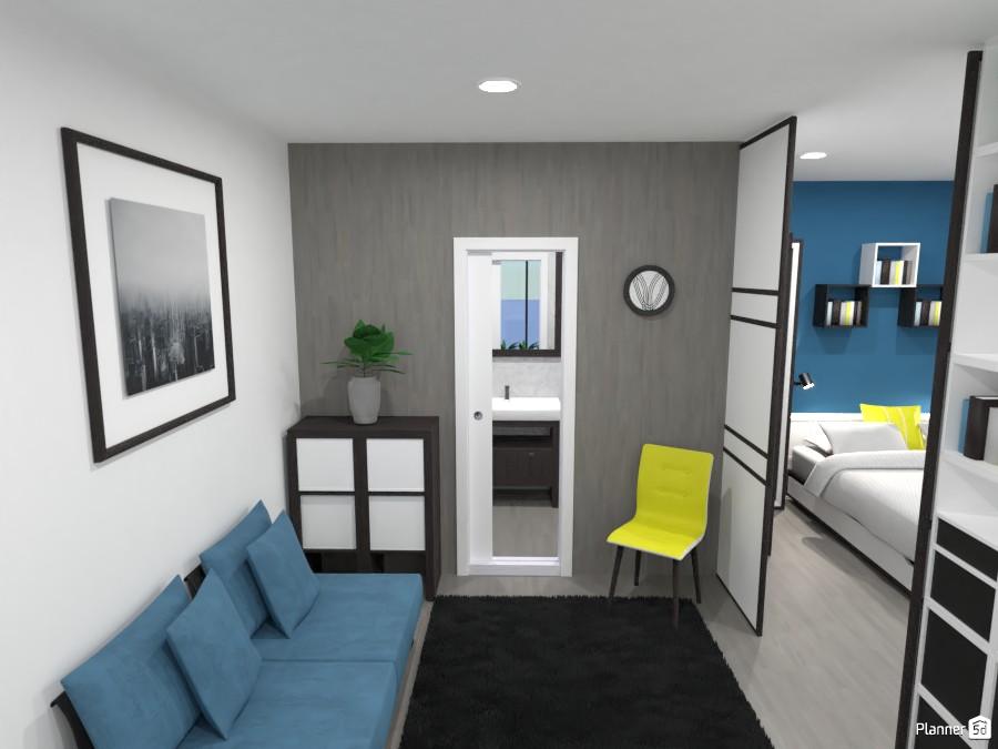 Contest: small studio interior II 3927914 by Elena Z image