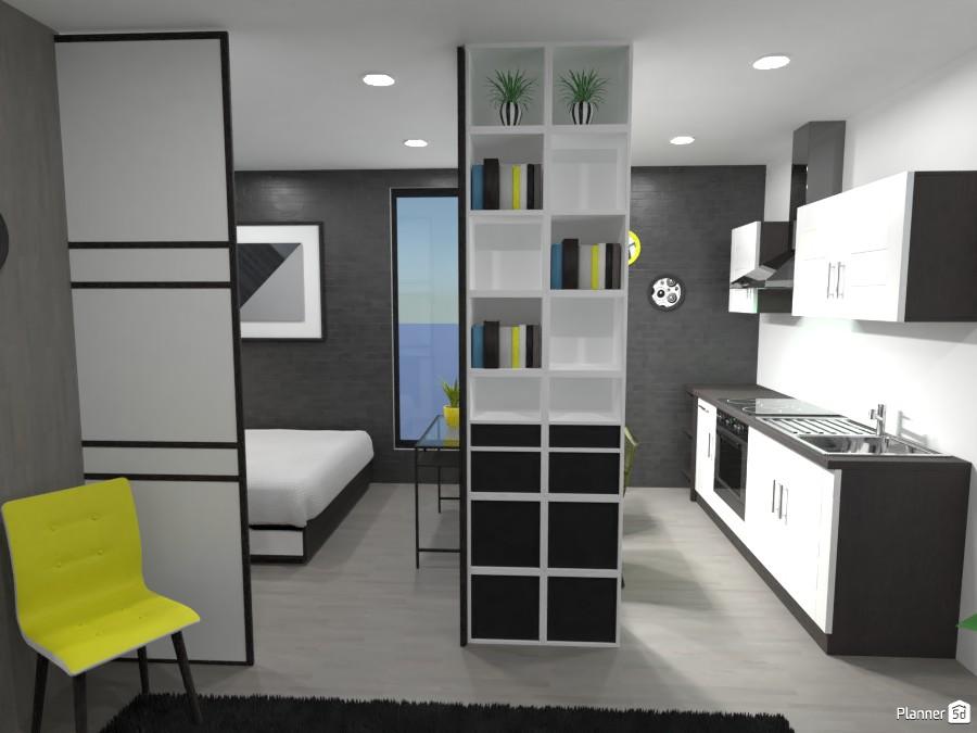 Contest: small studio interior III 3927917 by Elena Z image