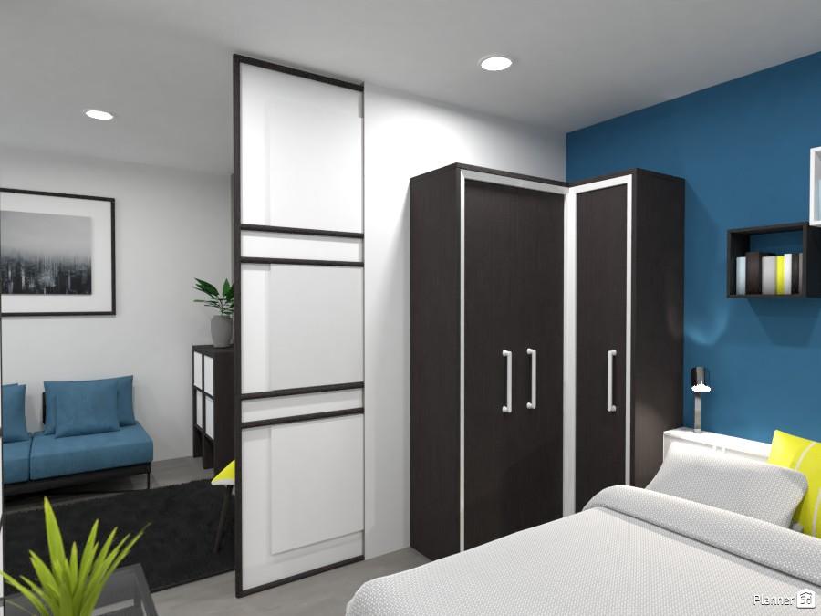 Contest: small studio interior IV 3927948 by Elena Z image