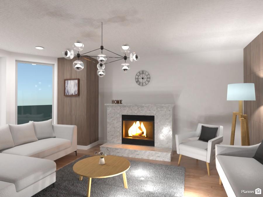 scandinavian living room 82551 by Chani image