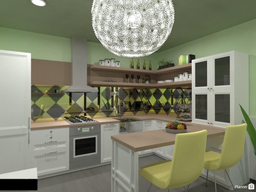 Cocina primaveral. 4092405 by Laura image