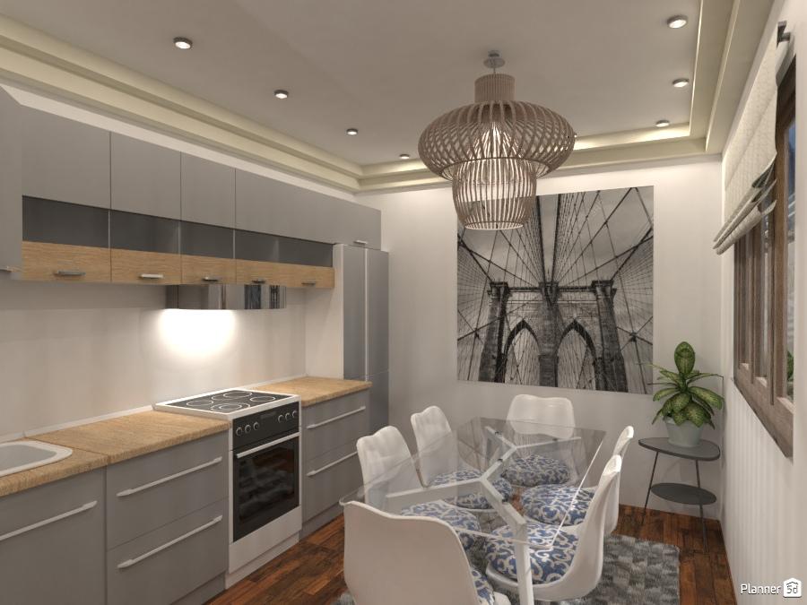 APARTEMENT : CLAUDIA - Apartment ideas - Planner 5D