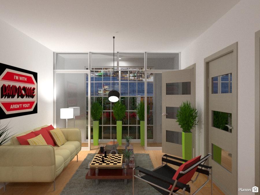 Living room apartment ideas planner 5d for Room decor 5d