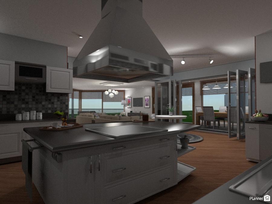 Ground floor apartment. apartment ideas planner 5d