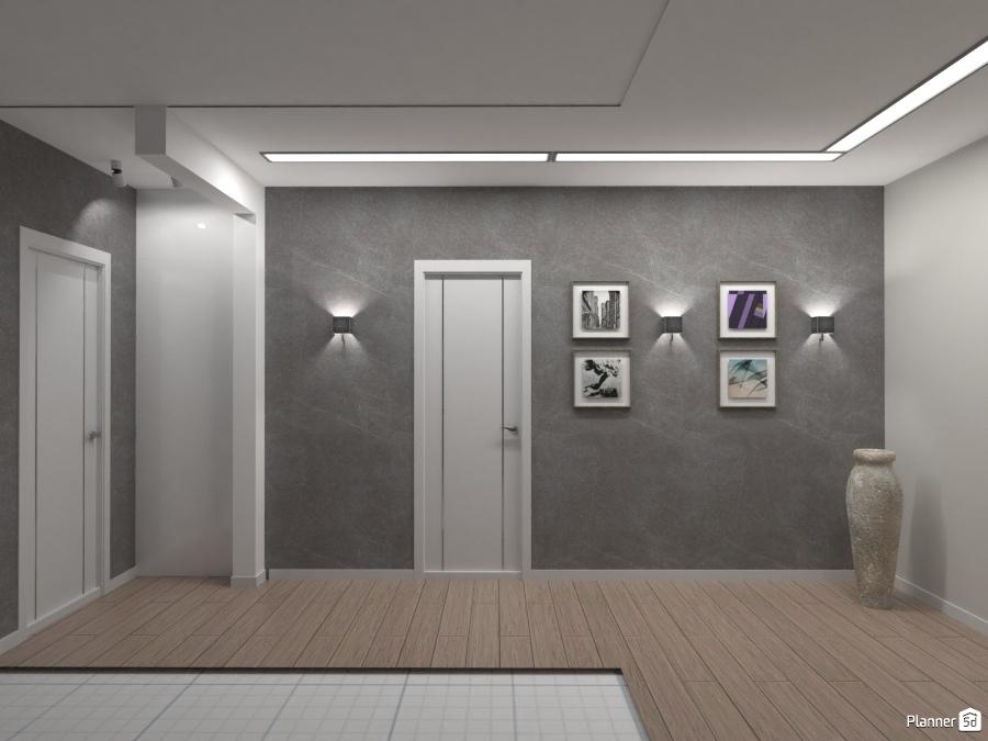 Прихожая и коридор 74140 by Elena Strenova image