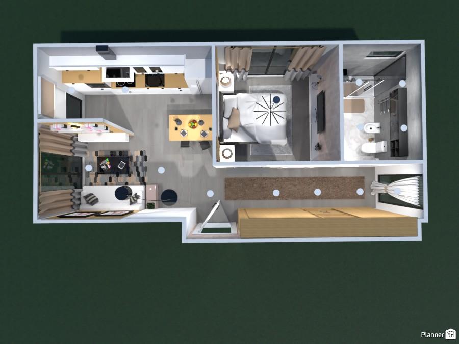 Apartamento 49mq 3827814 by Laura image