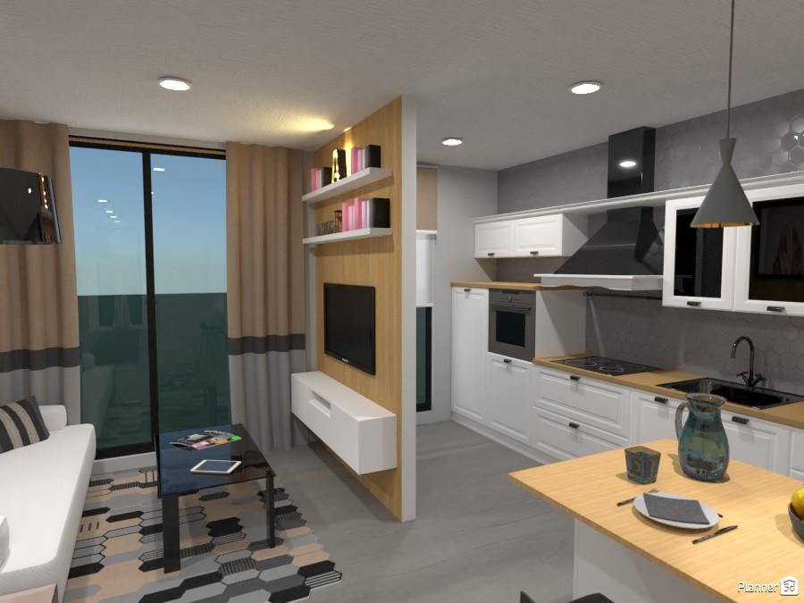 Apartamento 49mq. 3827817 by Laura image