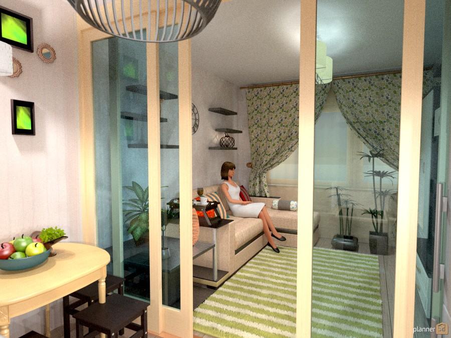 Кухня-гостиная 687610 by Anna Kuzmina image