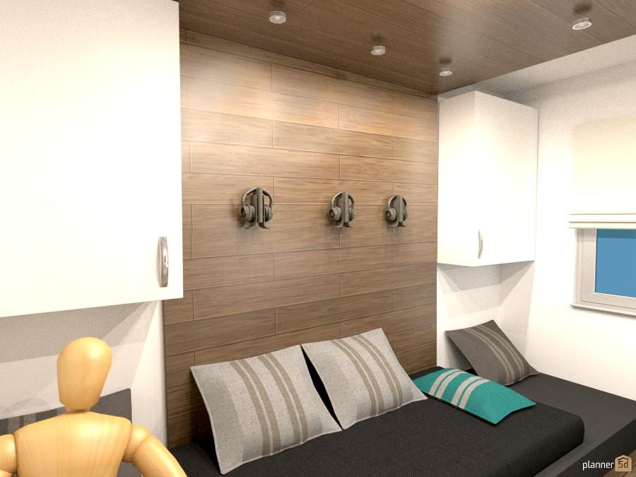 Комната для подростка 966232 by Татьяна Максимова image