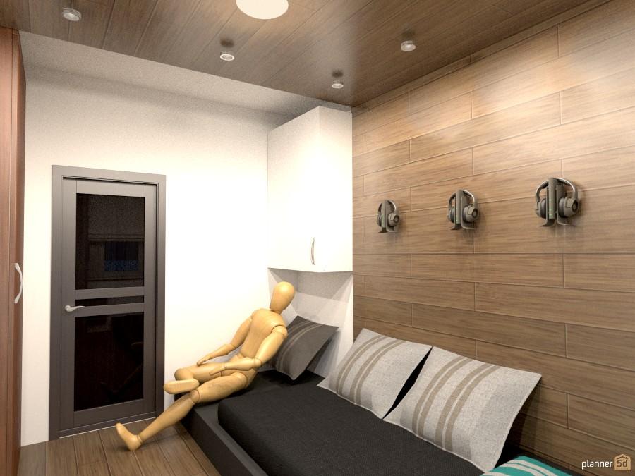 Дизайн комнаты для подростка 966235 by Татьяна Максимова image