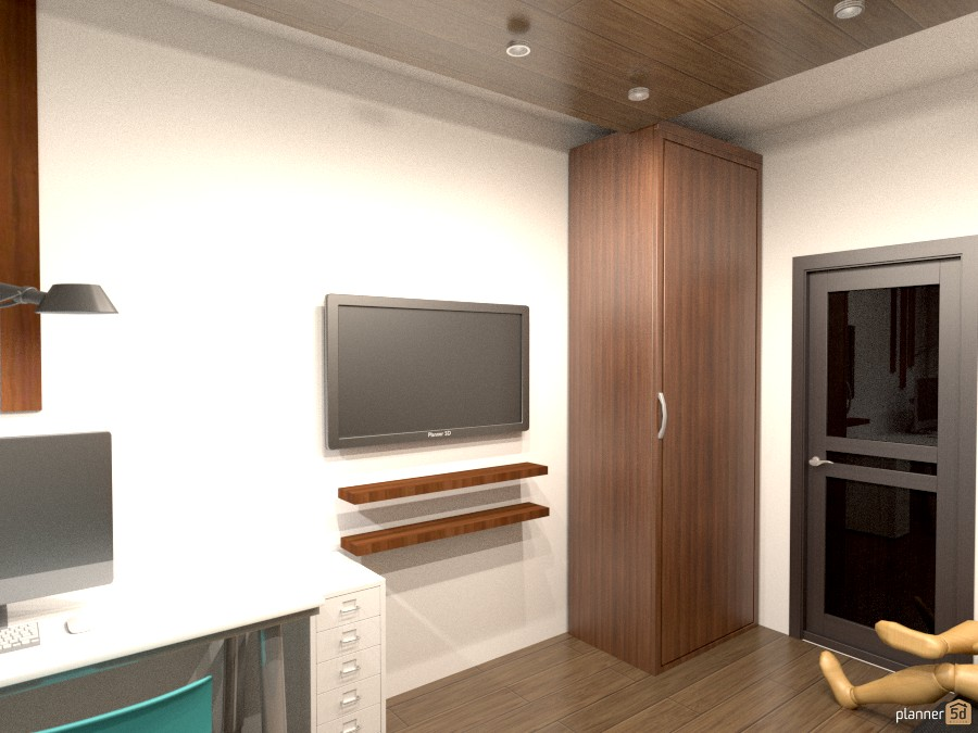 Комната для подростка 966243 by Татьяна Максимова image