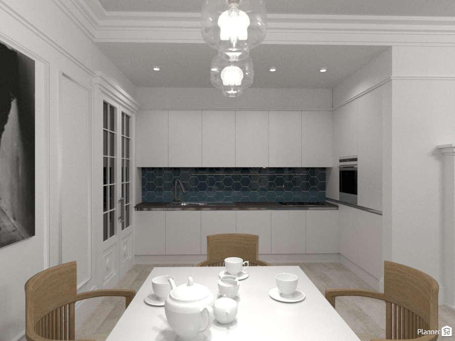 Apartamento ideas - Planner 5D