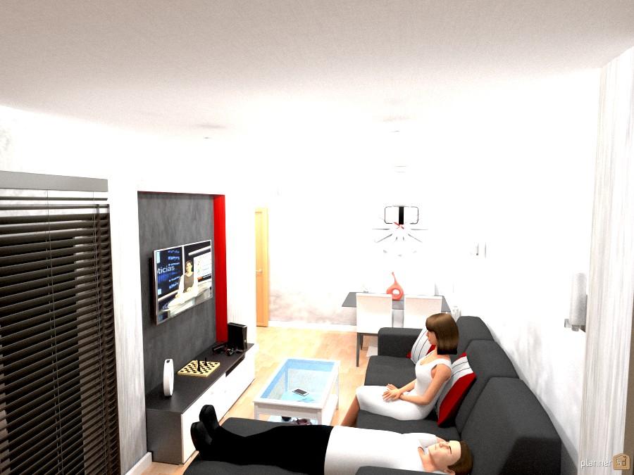 Decoracion pintura salon fabulous pintura paredes with - Decoracion pintura salon ...