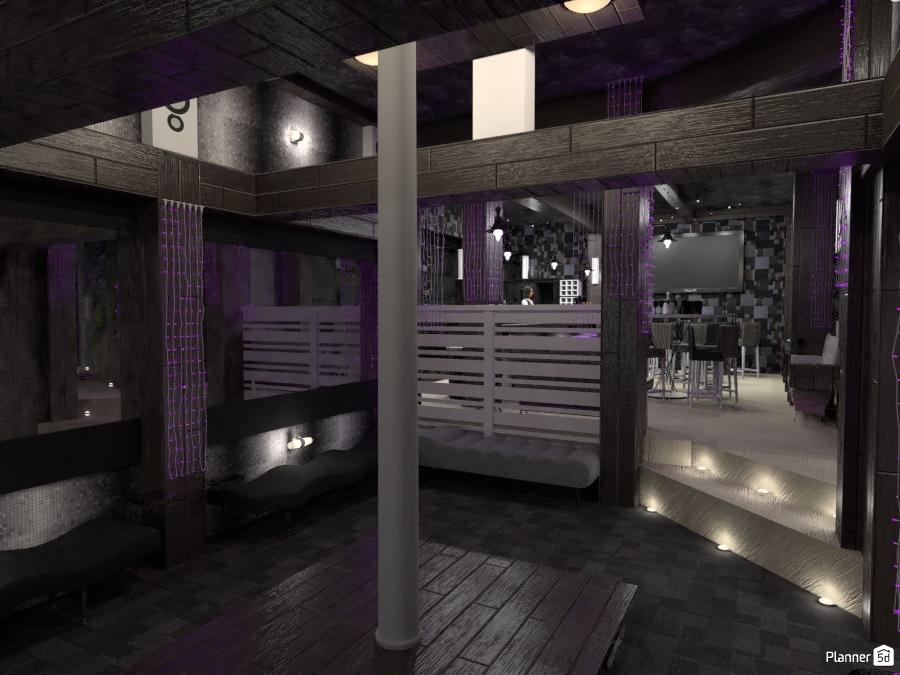 Tab Bar Night Club Ideas Para Terrazas Planner 5d