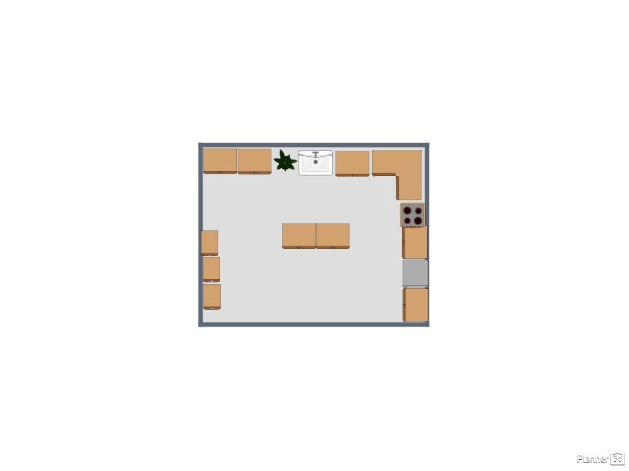 Kitchen Design Free Online Design 3d Kitchen Floor Plans By Planner 5d