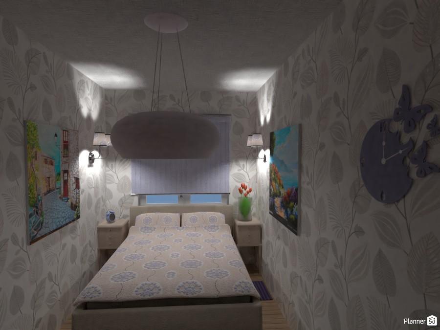 Small bedroom 2968892 by Alena Arkhipenko image