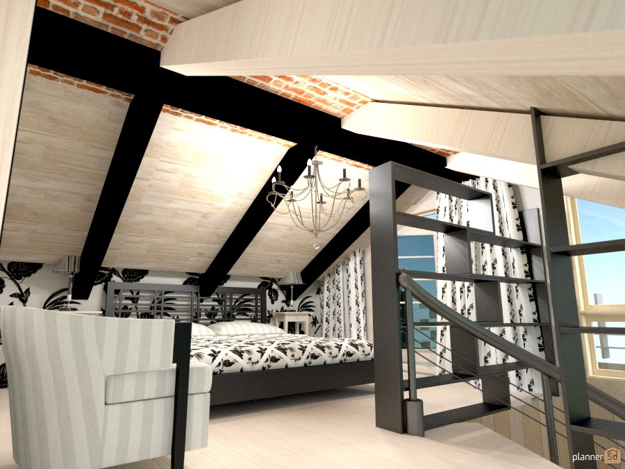 Mansarda - DIY ideas - Planner 5D