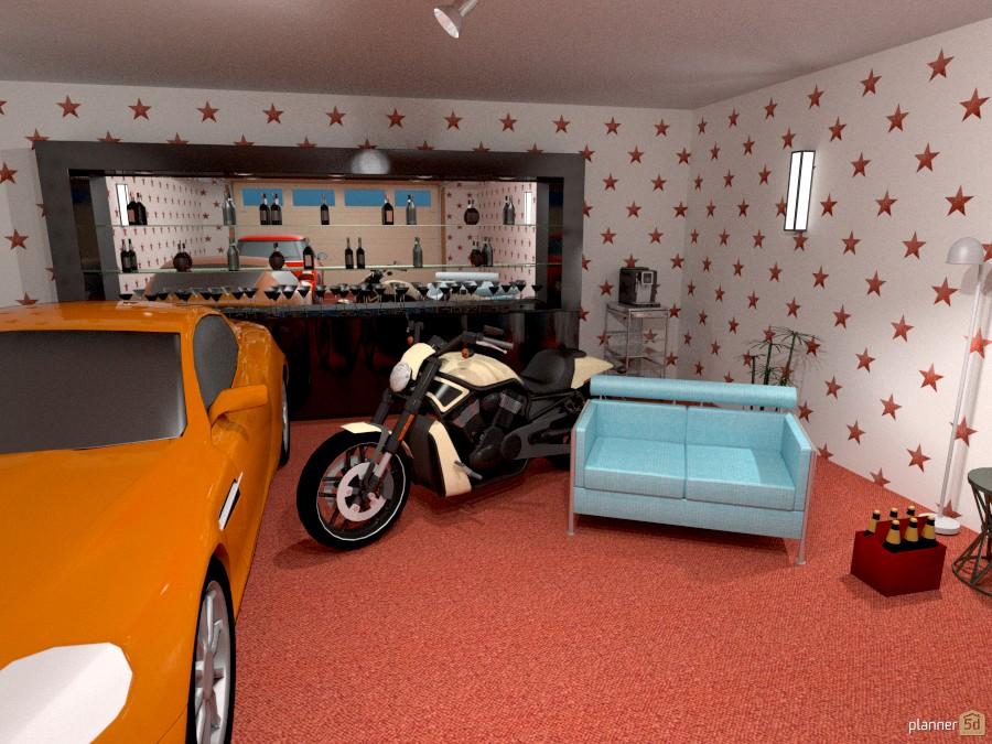 My Dream Garage 675043 by John Junior von Smithersson image