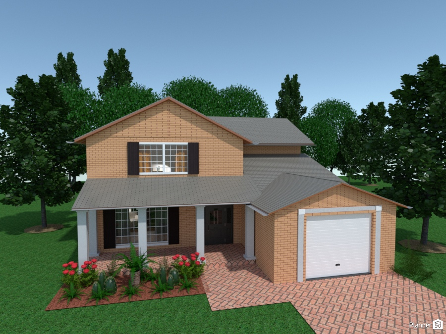 Family home 70382 by Mary image
