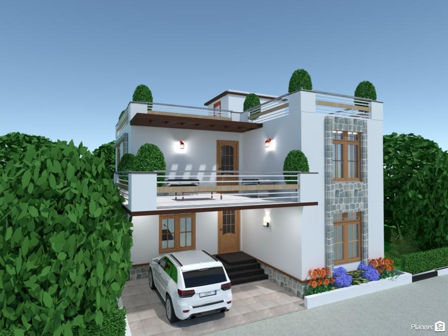Modernize Mansion 3072908 by Swat Leng Tan image
