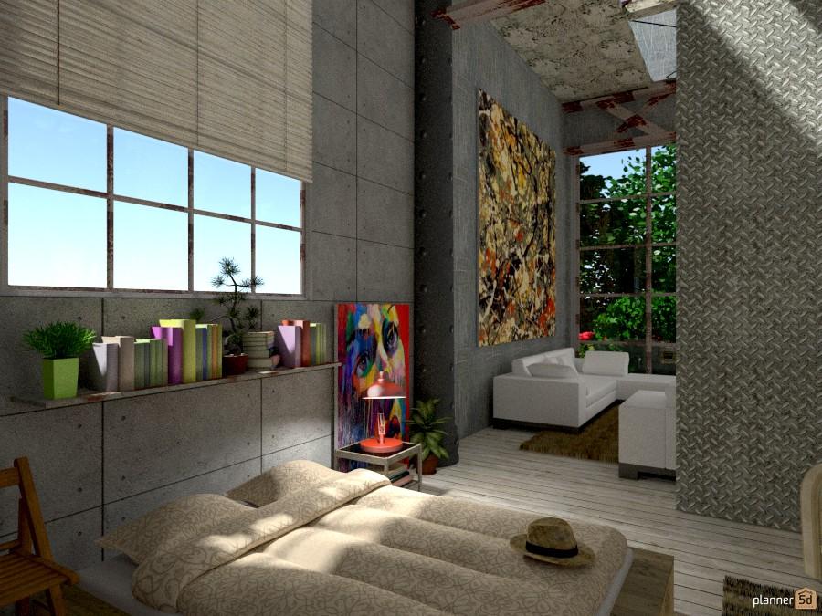 Loft industriale 1027886 by Svetlana Baitchourina image