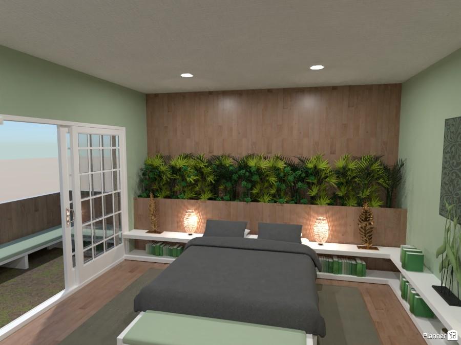 Habitación tropical. 3905409 by Laura image