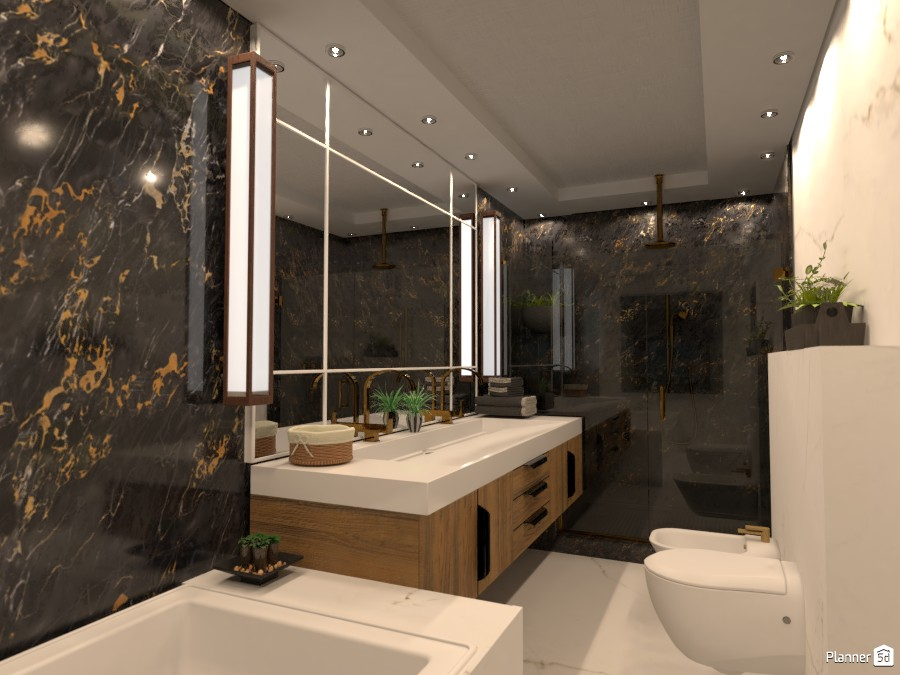 Luxury bathroom 3228781 by Dajana Bakovic image