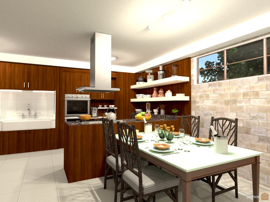 Kitchen. 810969 by Michelle Silva image