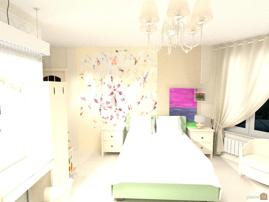 Спальня 1068602 by Татьяна Максимова image