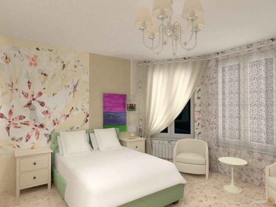 Спальня 1075847 by Татьяна Максимова image