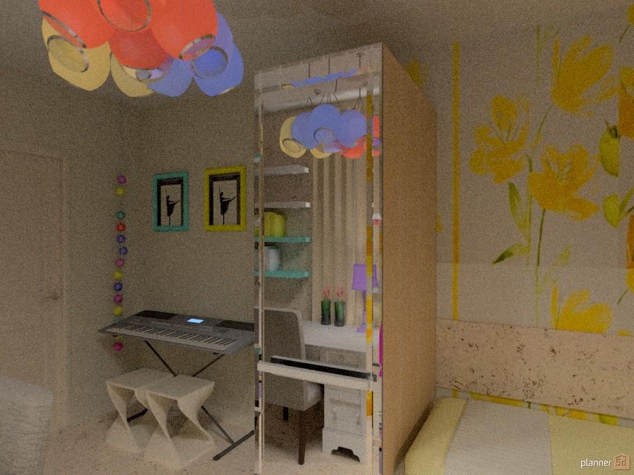 Детская комната 1078061 by Татьяна Максимова image