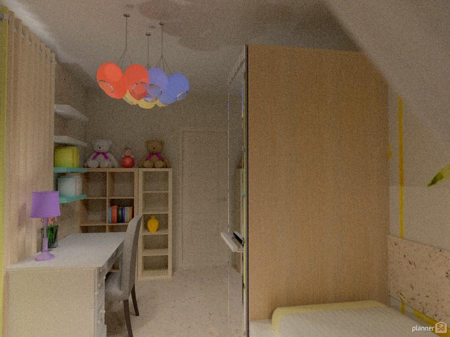 Детская комната 1078062 by Татьяна Максимова image